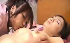 Beautiful babe has a striking masseuse fulfilling her lesbi