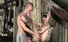 Asian gay bondage brothels first time Sling Sex For Dan Jenk