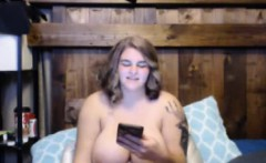 Curvy Webcam Girl With Huge Tits