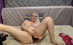 Most Beautiful Fat Woman Squirting