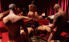 First time swingers acting nervous first then having a fuck