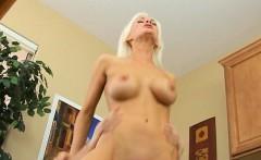 Hot Blonde Anal Fuck With Instructor Brandi Edwards