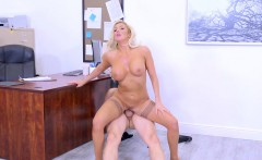 brazzers   dirty blonde mild olivia fox gets