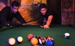 Hotty increase plumbed on the pool table