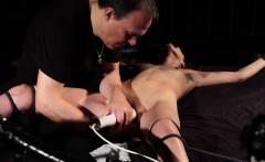 Amateur Teen Kinky Bondage Hot Wax Bdsm Sex Cum Swallow
