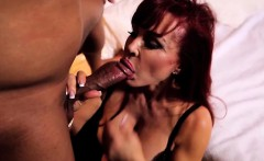latin milf sucks black cock  sexy vanessa