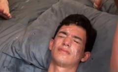 Teen boy banana masturbation and young jerk gay porn movie L