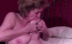 Huge Mature Gets Creamed And Fucked