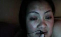 LadiesErotiC older chubby mom showing Off on webcam
