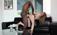 Lyra Louvel gets drilled by BBC