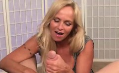 blonde milf dani dare has her boy toy exactly where she