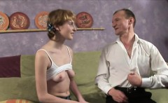 babe is having wild threesome with chap and elderly teacher