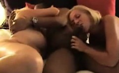 Blonde wife new sex adventure with big cock hubby