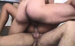 Outdoor latin bareback amateur fucked after blowjob