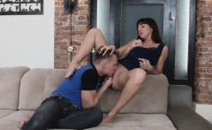 Young Katty Blessed fucked anally