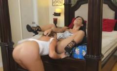 Charming hot chick Kate Linn loves the taste of cock