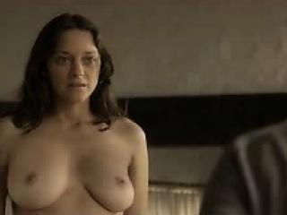 Marion Cotillard full frontal nudity