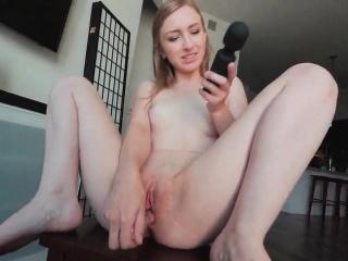 Teen glass toy Gracie fresh new hd porn