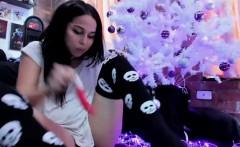 Tasty Teen Whore Enjoys Her Amazing Sex Toy