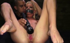 Sniff Bondage And Brutal Rough Anal Xxx Halle Von Is In Town