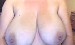 BBW Georgina Gee huge boobs and soft round ass