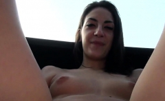 Wacky Czech Teen Gapes Her Yummy Snatch To The Unusual05srf