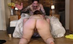 British Plumper Estella Bathory Fucks Tattooed Stud