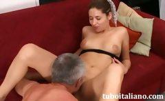 Nipotina e Zio Italian Amateur