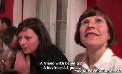 Sexy brunette slut gets horny talking