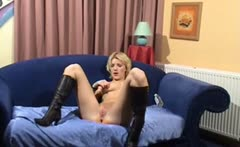 horny german milf show her pussy on the webcam   webcam