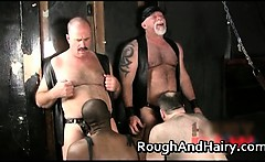 Gay black interracial hardcore BDSM