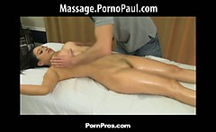 Massage just makes her horny