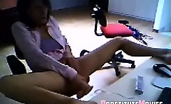 Hidden spy cam mother masturbation