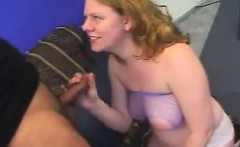fat girl is hungry for some dick
