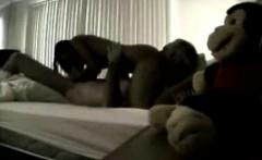 Spy cam caughts a mature perv tonguing beautiful ebony teen