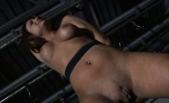 unleashed fear in bdsm training session
