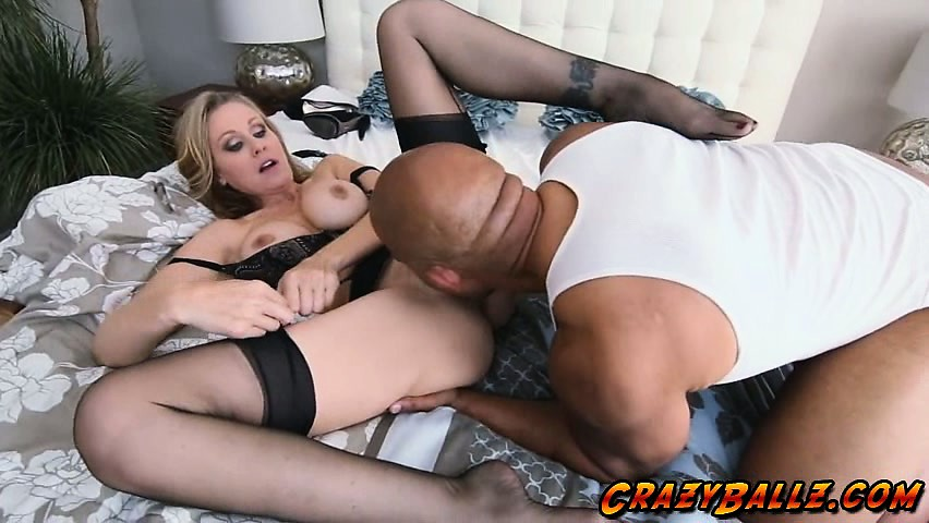 Sweet Julia Ann knows how to fuck