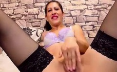 Very Hot Mature Mexican Whore Squirting