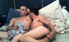 Sexy Army Guy Fucked By His Friend
