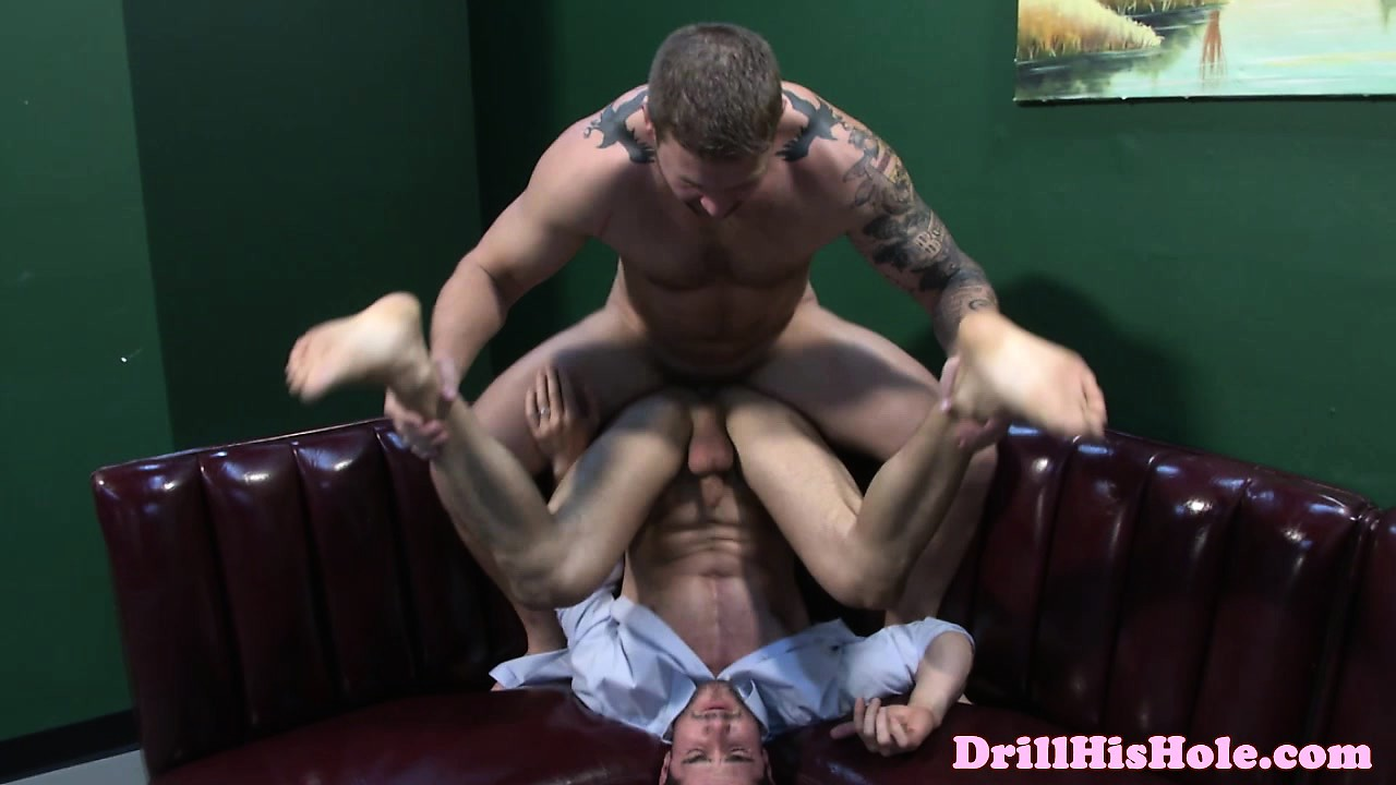 Dean Monroe pounding bottom ass