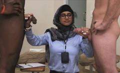 Sexy Mia Khalifa having a huge cock