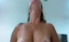 Brazilian Riding Cock Point Of View