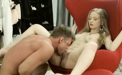 Man is pounding playgirl with his powerful love muscle