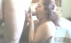 Redhead swallows and adult hits her weight that is guys