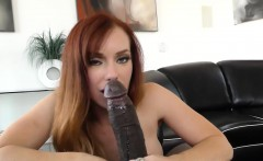 Dani Jensen gets BBC from Lexington Steele