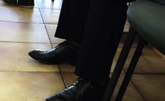 Dad leather shoes that are Turkish