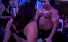 Waiter fucking one kissing other whore and fingering 3rd one