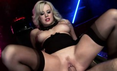 Syren gets rammed on the pool table