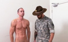 Amateur soldier movies fuck gay Extra Training for the Newbi