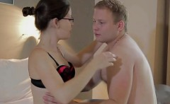 Nerdy Teen Zarina Invites Over Her Boyfriend